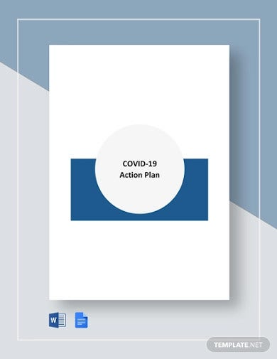 covid 19 action plan template