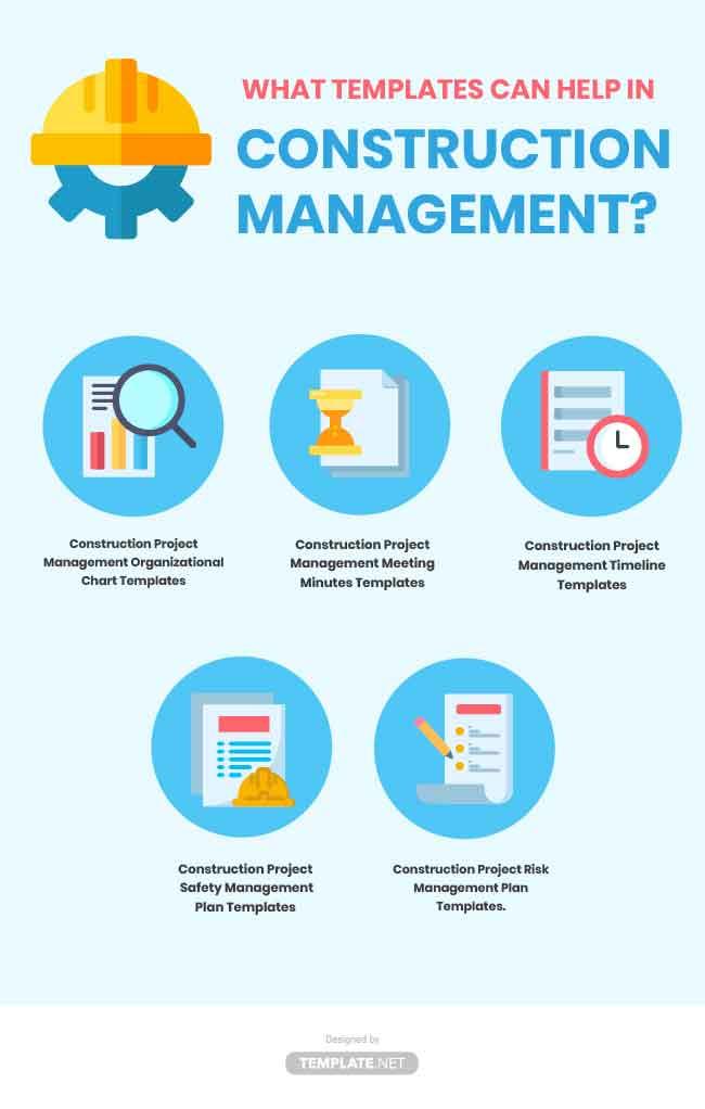 construction planning & management template