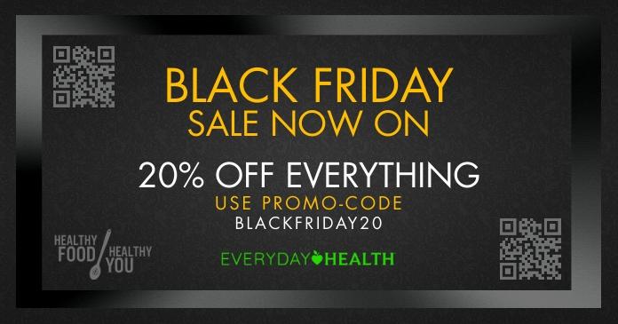 black friday health card template design 5bcd1a4947371d67aa418c191c84a579