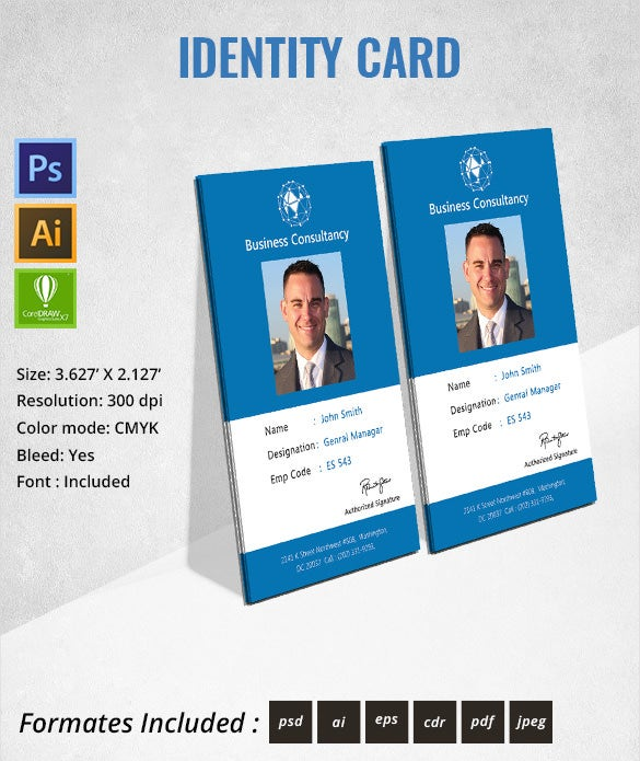 business_Consultency_indentitycard