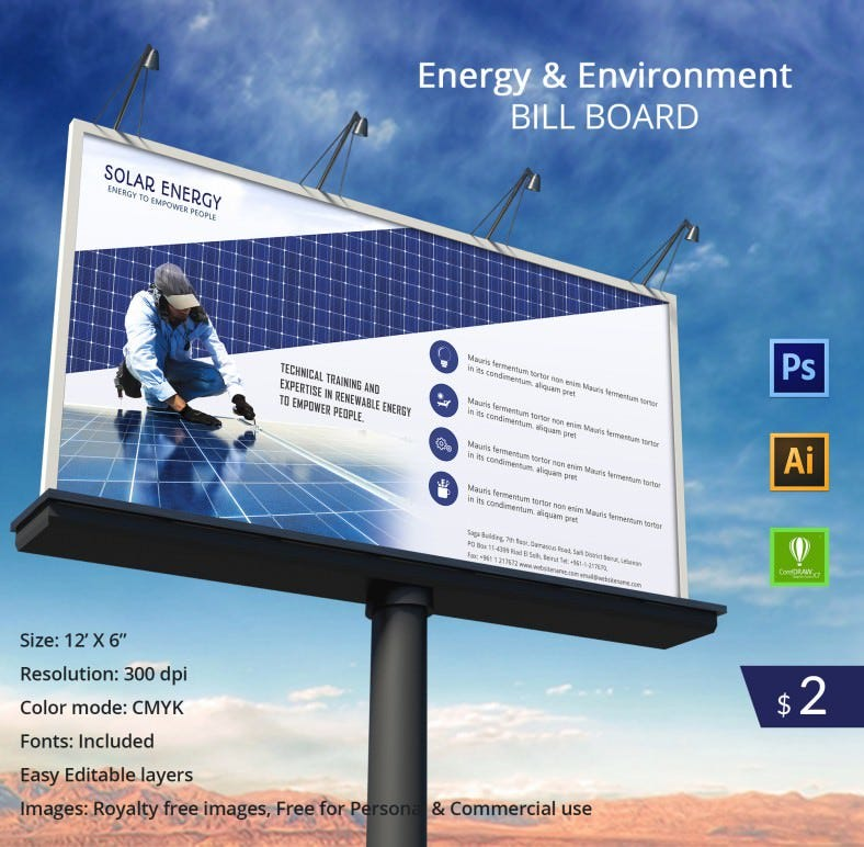 EnergyAndEnvironment_Billboard